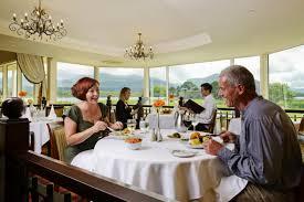 killarney restaurants castlelough restaurant the lake hotel