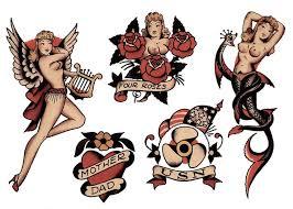 269 best sailor jerry vintage tattoo designs images on