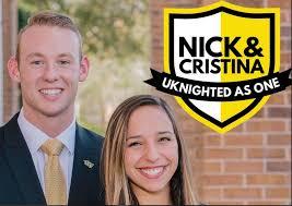 Ucf Resume Nick And Cristina Earn Ucf Sga President And Vice President