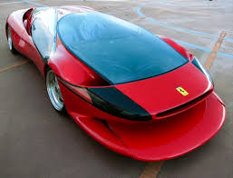 ferrari concept concept car of the week colani ferrari testa d u0027oro 1989 car