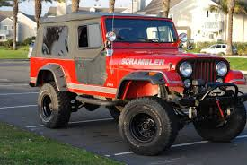 jeep scrambler 1982 1982 cj8 scrambler jeep 4x4 fuel injected 6cyl for sale in laguna