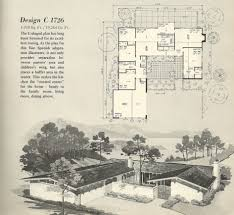 spanish style house plans baby nursery mid century ranch home plans vintage house plans