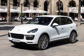 2015 Porsche Cayenne S - china could overtake u s as porsche u0027s largest market photo