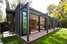 steel shipping containers homes with wooden fence popular shipping