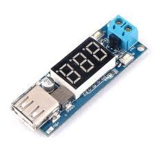 Jual Dc Step usb dc converter step module 5v 2a jual arduino jual