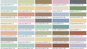 Exterior Paint Chart - top 27 imageries collection for valspar exterior paint color chart