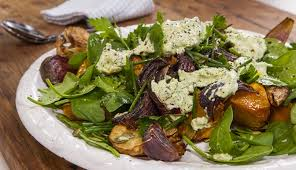 A List Of Root Vegetables - roasted root vegetable salad good chef bad chef
