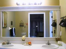 bathroom mirror ideas diy diy bathroom mirror ideas home design and decor easy diy