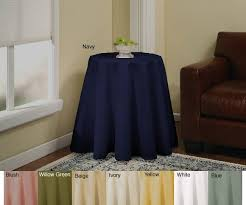 top how to choose the right table linen size for your wedding or