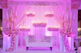 bridal decorations los angeles wedding venues de luxe banquet