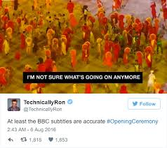 These Are The Funniest Tweets - 15 of the funniest tweets about the rio olympics bored panda