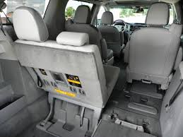 nissan minivan inside 2014 toyota sienna takes family hauling seriously