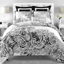 Damask Comforter Sets Bedroom Black Queen Size Comforter Black And White Comforter