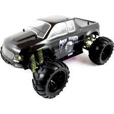 rc nitro monster truck 1 10 nitro rc monster truck grim reaper