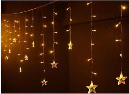 where to buy fairy lights 4m 0 8m led star curtain lights for christmas wedding decoration