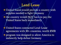 united lease leaseunited neutrality acts and lend lease neutrality acts 1935 prohibited