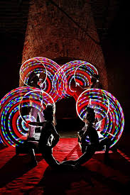 glow show glow show light jugglers to book or hire sternberg clarke