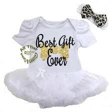 christmas for baby cute black gold glitter best