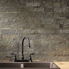 peel and stick stone backsplash