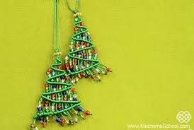 more tree jewelry and ornament tutorials the beading