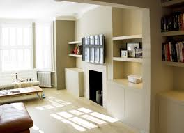 Cupboards Shelf Units Cabinets Bespoke Fitted Furniture For - Contemporary fitted living room furniture