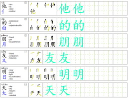 arch chinese chinese character worksheets chinese flashcard