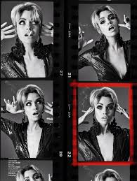 edie sedgwick earrings stella maxwell channels edie sedgwick for vogue brazil