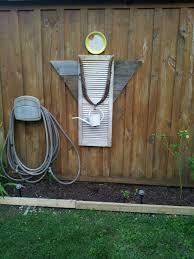 best 25 shutter ideas on garden wooden