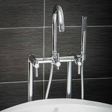 Floor Mounted Faucet Faucets U2014 Pelham And White