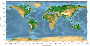 world rivers map shapefile igor pro geospatial data access and analysis