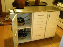 White Kitchen Cart Island White Kitchen Island Cart Kitchen Ideas
