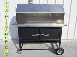 Backyard Charcoal Grill by Pitmaker In Houston Texas 800 299 9005 281 359 7487