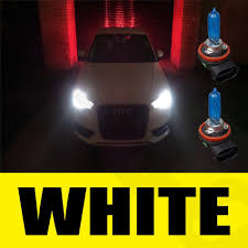 chrysler jeep white h9 709 65w xenon white headlight bulbs 12v main dipped chrysler