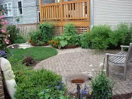 Urban Patio Ideas by Back Yard Patio Urban Garden Landscape Design Topiarius