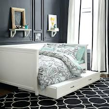 Daybed With Pop Up Trundle Ikea Twin Daybed With Trundle Ikea White Daybed With Trundle And
