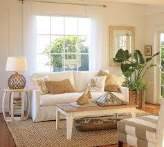 coastal home design blue living room coastal beach decor with dark furniture ews ideas