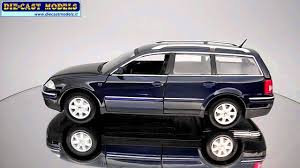 volkswagen wagon 2001 volkswagen passat variant 2001 welly 1 24 youtube
