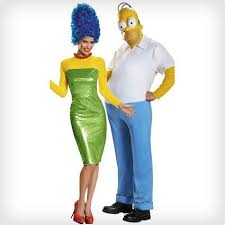 50 Couples Halloween Costume Ideas 25 Simpsons Costumes Ideas Costume Works Diy