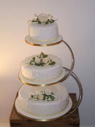 download three tier wedding cake stand wedding corners