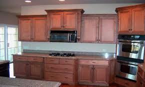 different color kitchen cabinets kitchen cabinet stain colors oak