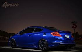 taillight overlays for 9thgen honda civic coupe 2014 u2013 2015