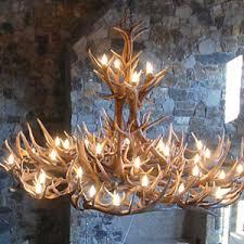 Antlers Lighting Chandelier Mule Deer Antler Chandeliers Custom Antler Lighting Made In Usa