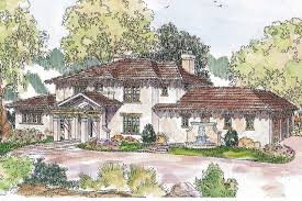 100 mediterranean house plans with photos narrow lot