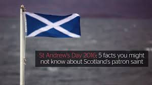 st andrew u0027s day 5 facts you might have known about scotland u0027s