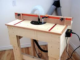 easy router table plans plans diy free download make a simple