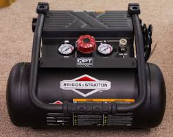 074060 00 briggs u0026 stratton 4 gallon air compressor with quiet
