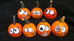 ideas for painting pumpkin faces on pumpkins house design and