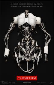 cool teaser poster for alex garland u0027s sci fi film ex machina