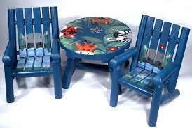 Hippo Chair Children U0027s Hand Painted Furniture