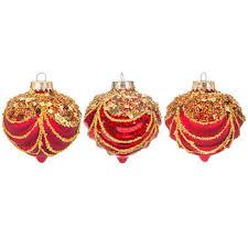 beaded mercury glass ornaments hobby lobby 5158720